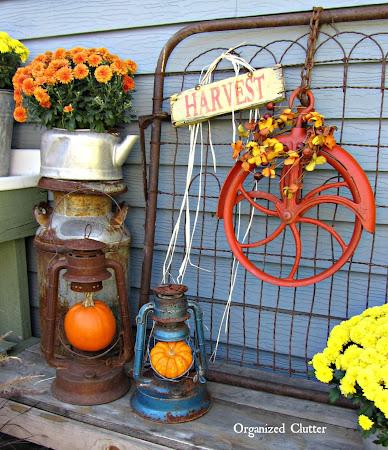 Outdoor Fall Junk