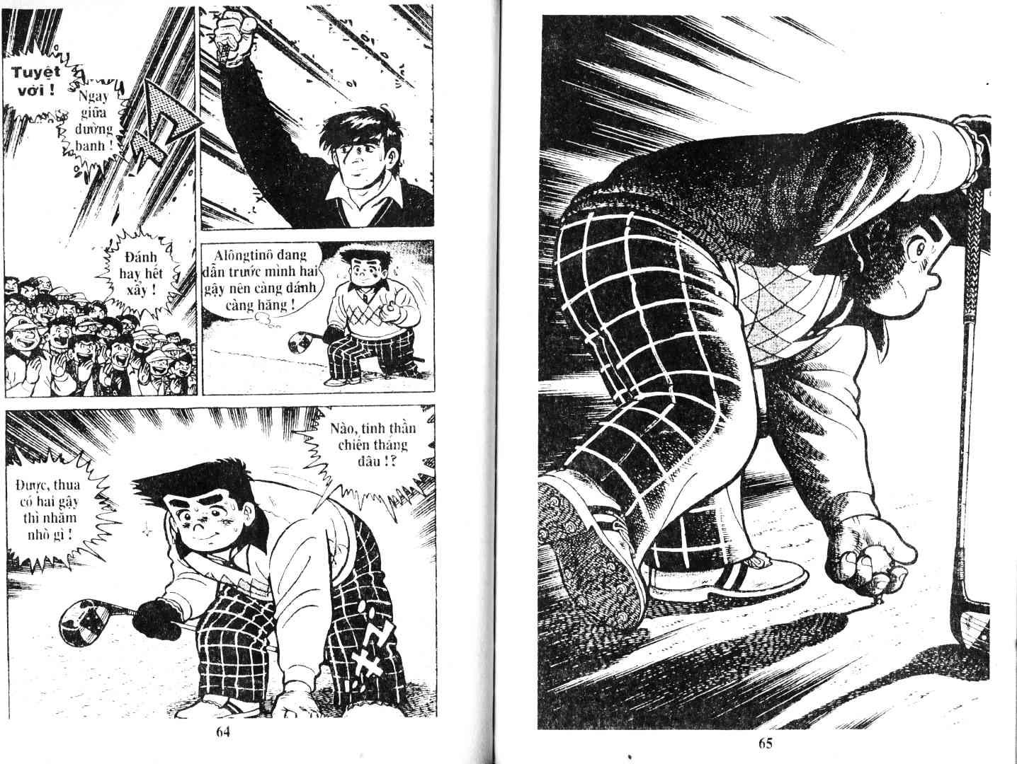 Ashita Tenki ni Naare chapter 47 trang 32