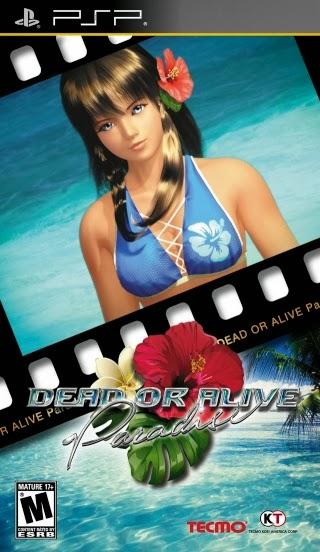 PSP-Descargar Dead or Alive Paradise ingles Mega - JUEGOS ANDROID