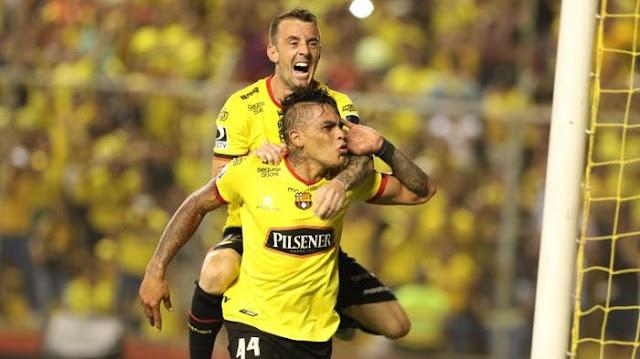 Barcelona vs Guayaquil City en vivo online hoy 20 agosto