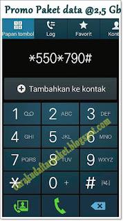 promo internet super murah 2,5Gb harga 35 ribu