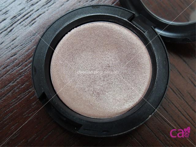 MAC Cream Colour Base: Shell, Pearl, Hush - ChloeAsh Blog