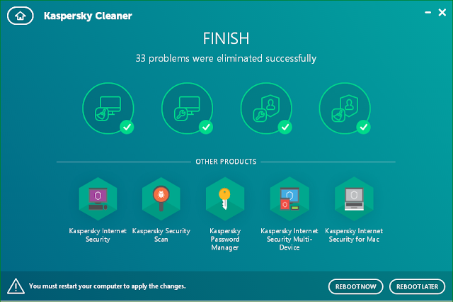 Kaspersky Cleaner [FREE]