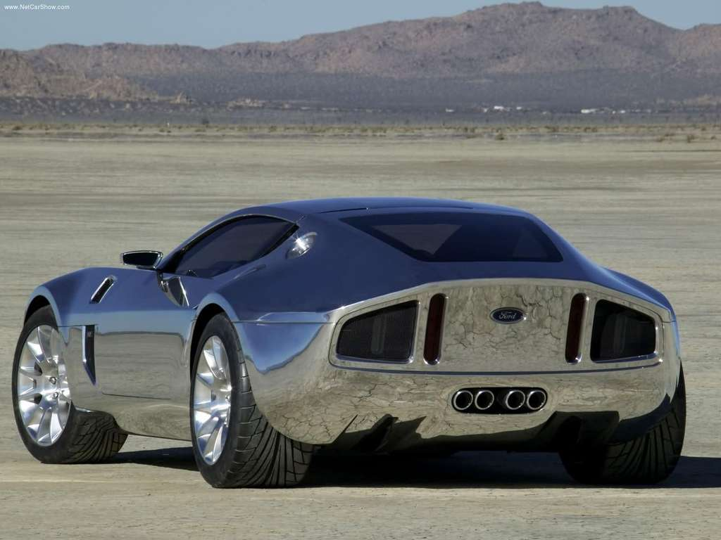 Cars Showroom: Ford Shelby GR 1 Concept 2005