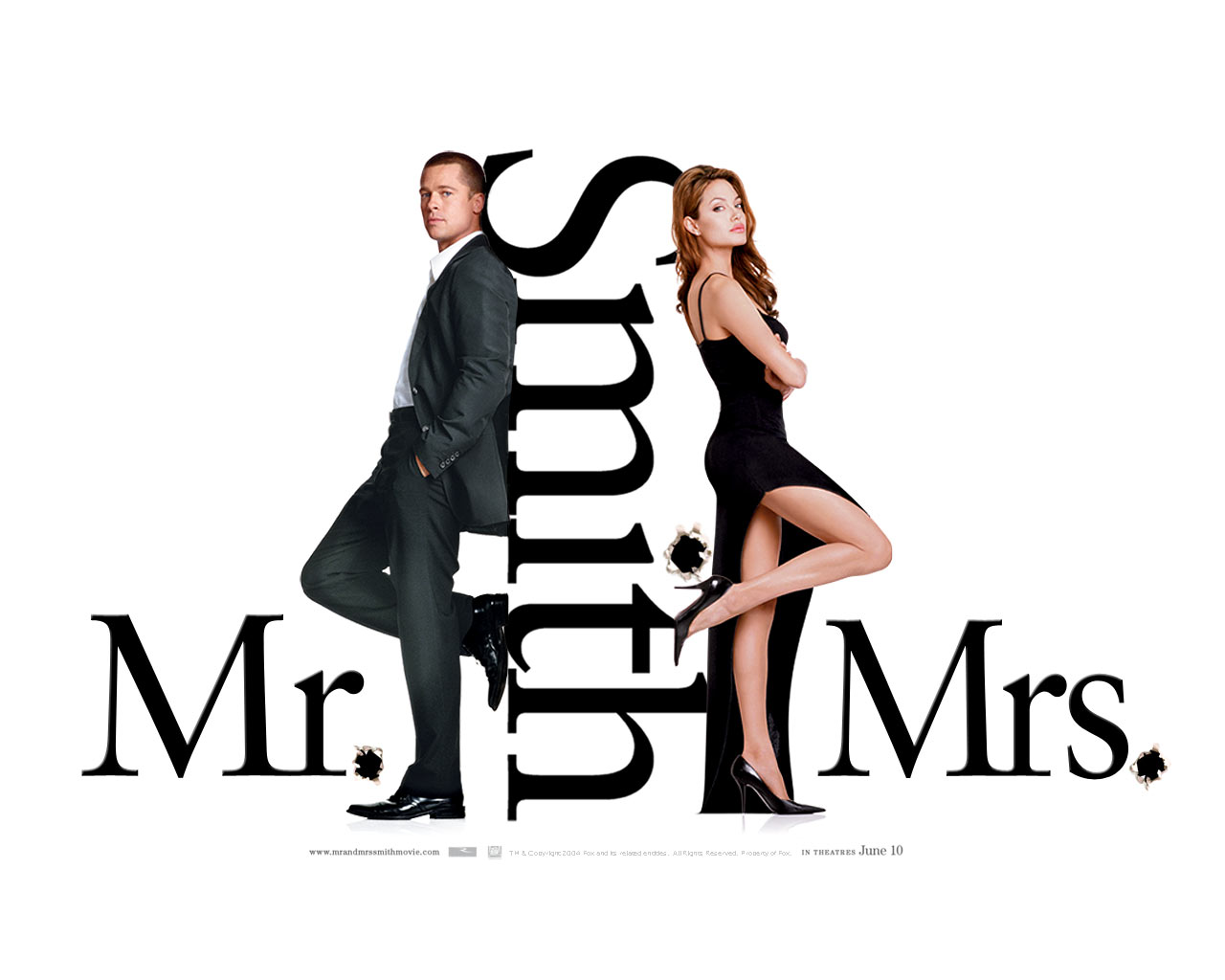 Image result for mr and mrs smith poster