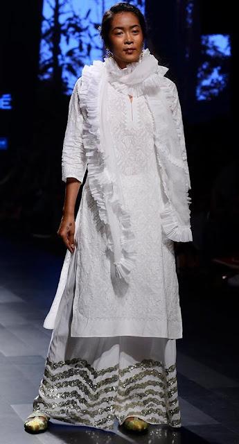 Kotwara meera muzaffar ali lakme fashion week