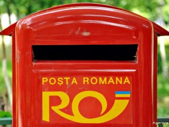 ridicare colet posta romana