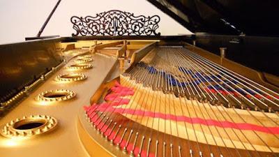 концерт с музиката на полски пианисти композитори