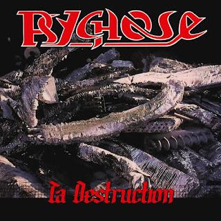 """Psychose - """"Enfants Martyrs"""" (audio) from the album """"Ta destruction"""""""