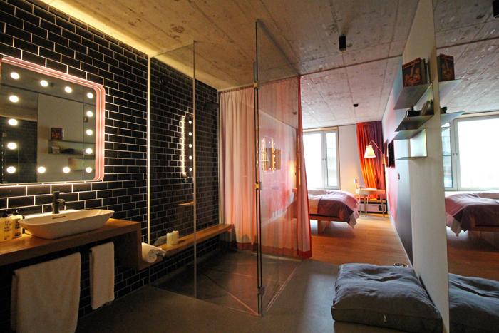 L-Zimmer im 25hours Zürich Langstrasse