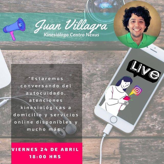 Alo kinesiologo‼️ : En vivo y gratis 👉 por Instagram