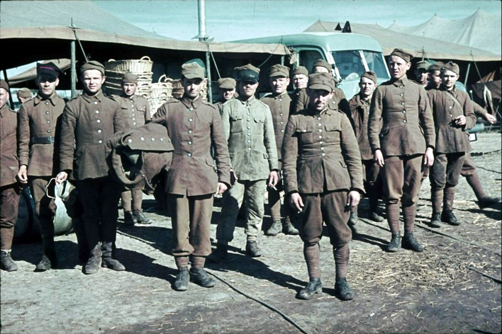 a changing relationship the invasion of the german troops The german view of patton by  designed to create the impression that the invasion would occur at calais rather than normandy  add skilled public relations and .