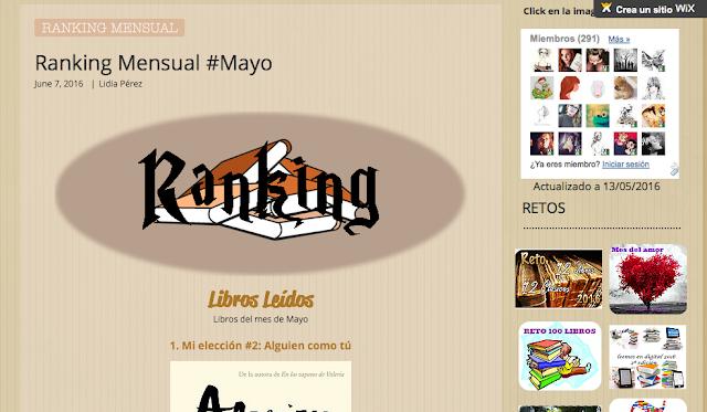 http://yerathel41.wix.com/agarratevienenlibros#!Ranking-Mensual-Mayo/ulspz/5755faa90cf245cf71a174d7