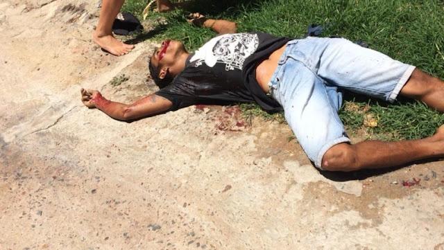 Homem é executado com um tiro na boca em São José de Piranhas