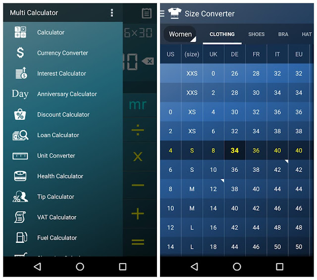 Multi Calculator Premium Apk Free Download