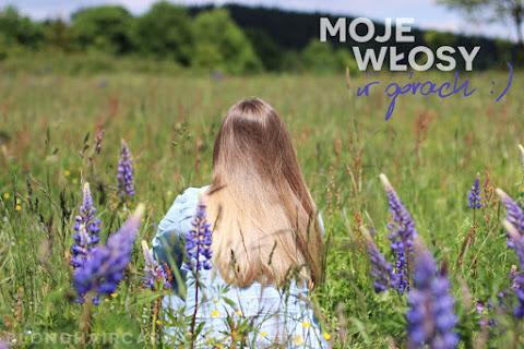 Moje włosy - czerwiec 2017 | Zamek Książ, Karpacz, Bukowiec i Kolorowe Jeziorka - czytaj dalej »