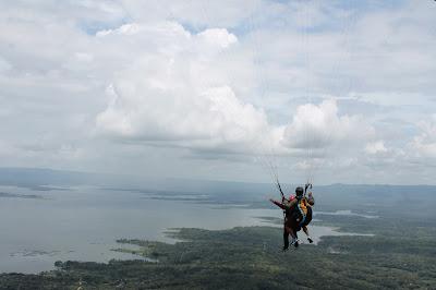 terbang-tandem-puncak-joglo-wonogiri