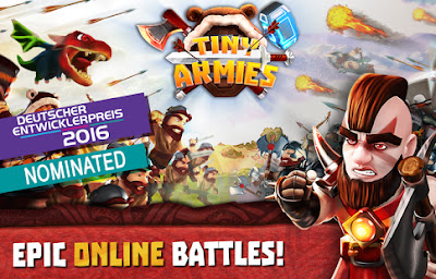 Tiny Armies Online Battles MOD Unlimited Money v2.0.2 Apk Terbaru