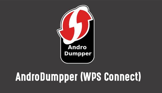 AndroDumpper (WPS Connect) v2.33 Premium Apk (No Ads)