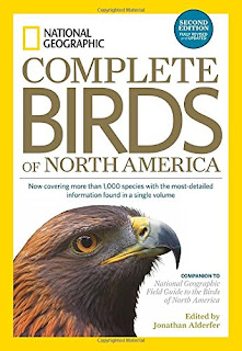 Birds of North America Book by National Geographic