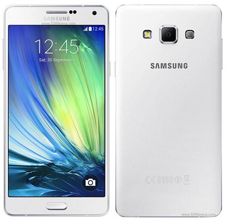 Smartphone terbaru sasung A7