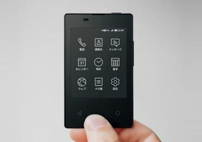 Kyocera presenta su smartphone liviano y pequeño-TuParadaDigital