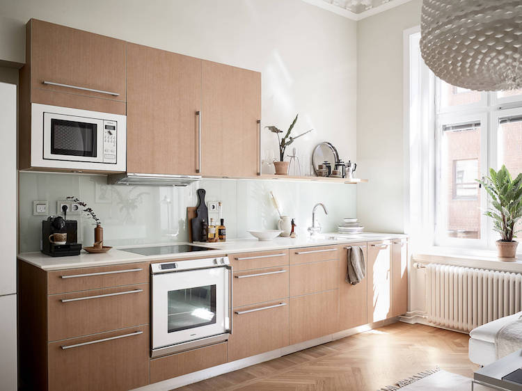 Interior crush scandinavisch appartement in neutrale kleuren