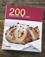 200 recetas de pan