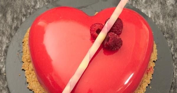 Chambre Bebe Violet Et Bleu : Karine Cuisine Le cœur rouge vif