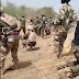 Watch As Nigerian Army Engage In Gun Battle With Boko Haram Terrorists [PHOTO+VIDEO]