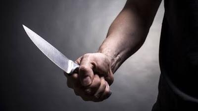 Vargem Grande! ! Homem tenta matar criança de 5 anos e é preso pela polícia.
