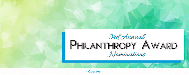 Nominate a Community Leader for a Philanthropy Award