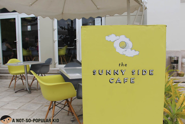 The Sunny Side Cafe in Boracay, Philippines