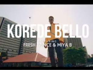 "Korede Bello – ""Joko"" ft. Fresh Prince x Miya B"
