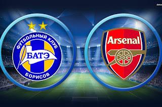 БАТЭ – Арсенал прямая трансляция онлайн 14/02 в 20:55 по МСК.