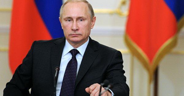 Τελεσίγραφο Πούτιν σε Δύση: «Σας ενοχλεί η ισχυρή Ρωσία. Υποκινήσατε διαδηλώσεις εναντίον μου»
