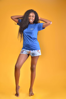 Beverly Osu Showcases Cute Photos In Amiras Pijamas At A Recent DressmeOutlet Photoshoot