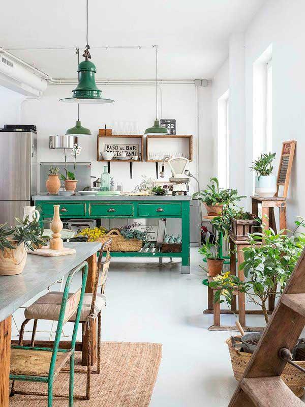 estilo vintage en decoración, Diferencias entre vintage, retro y antiguo en decoración