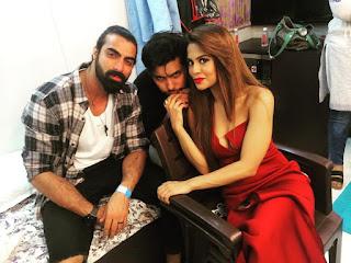Sana Saeed Flaunting Cleavage