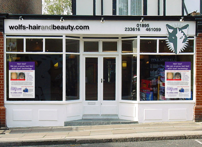 Wolfs Hair and Beauty in Uxbridge, Middlesex