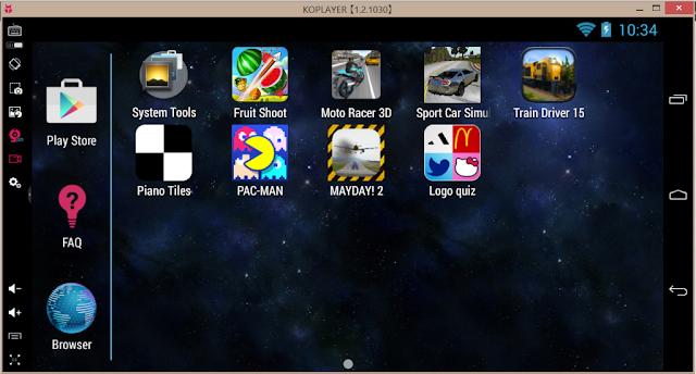 تشغيل ألعاب الاندرويد بسهولة على الويندوز