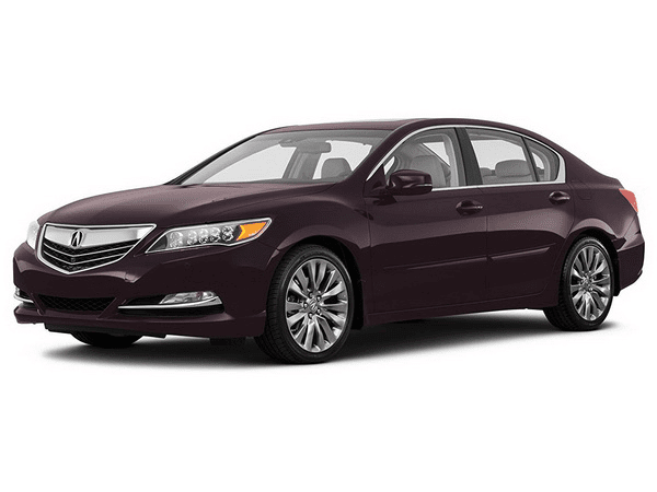 2017 Acura RLX Prices, Reviews and Pictures