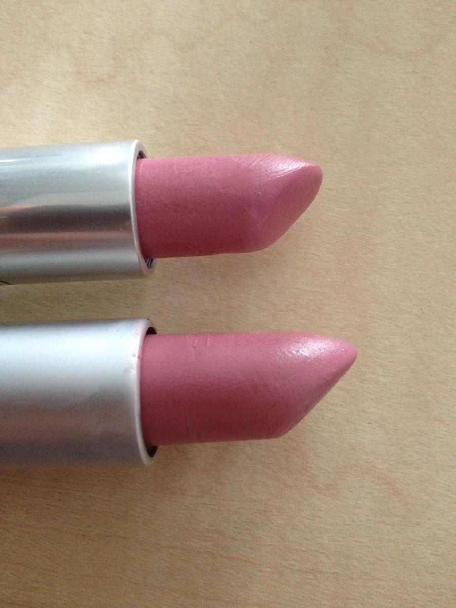 Describing Beauty: MAC Dupe; Revlon Matte Lipstick In 002
