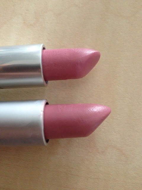 Describing Beauty: MAC Dupe; Revlon Matte Lipstick in 002