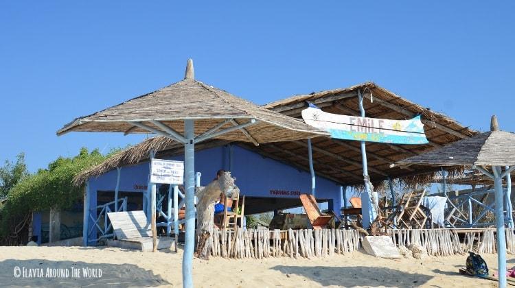 restaurante emile anakao madagascar
