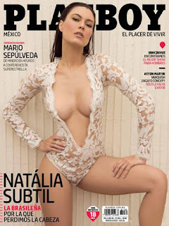 Playboy Mexico-Julio 2016 PDF Digital