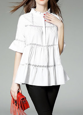 model baju blus kantoran