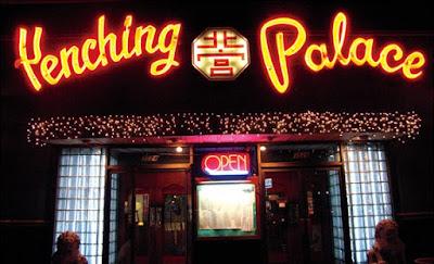 the Yenching Palace
