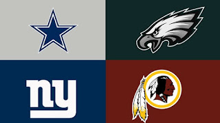 2017 NFL NFC East Preview and Standings Predictions