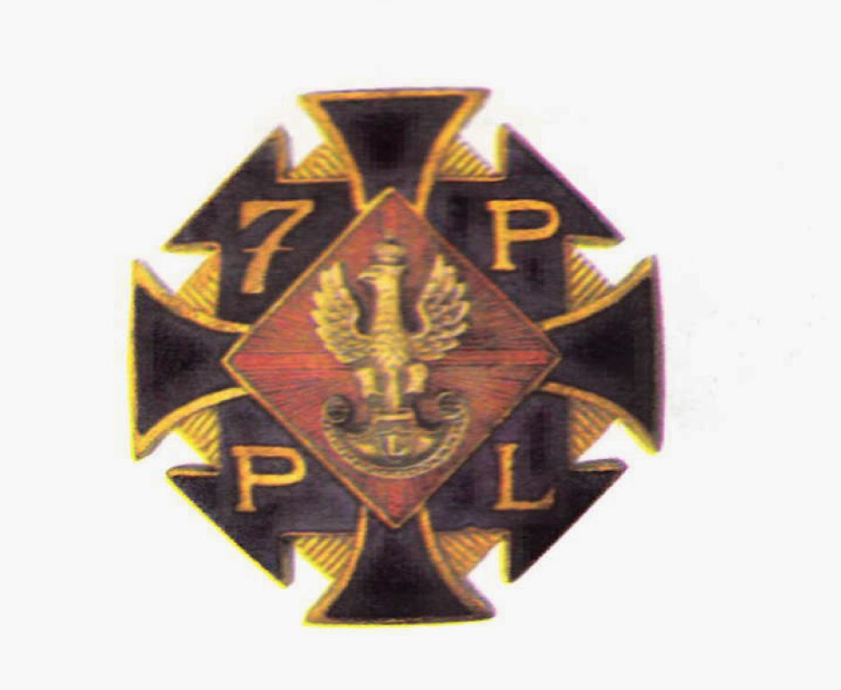 7 Pulk Piechoty Legionow - Polish Military Badge - Polish Greatness Blog